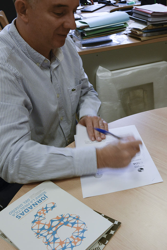 Escuela superior de dise o de arag n acuerdo atades esda for Escuela superior de diseno