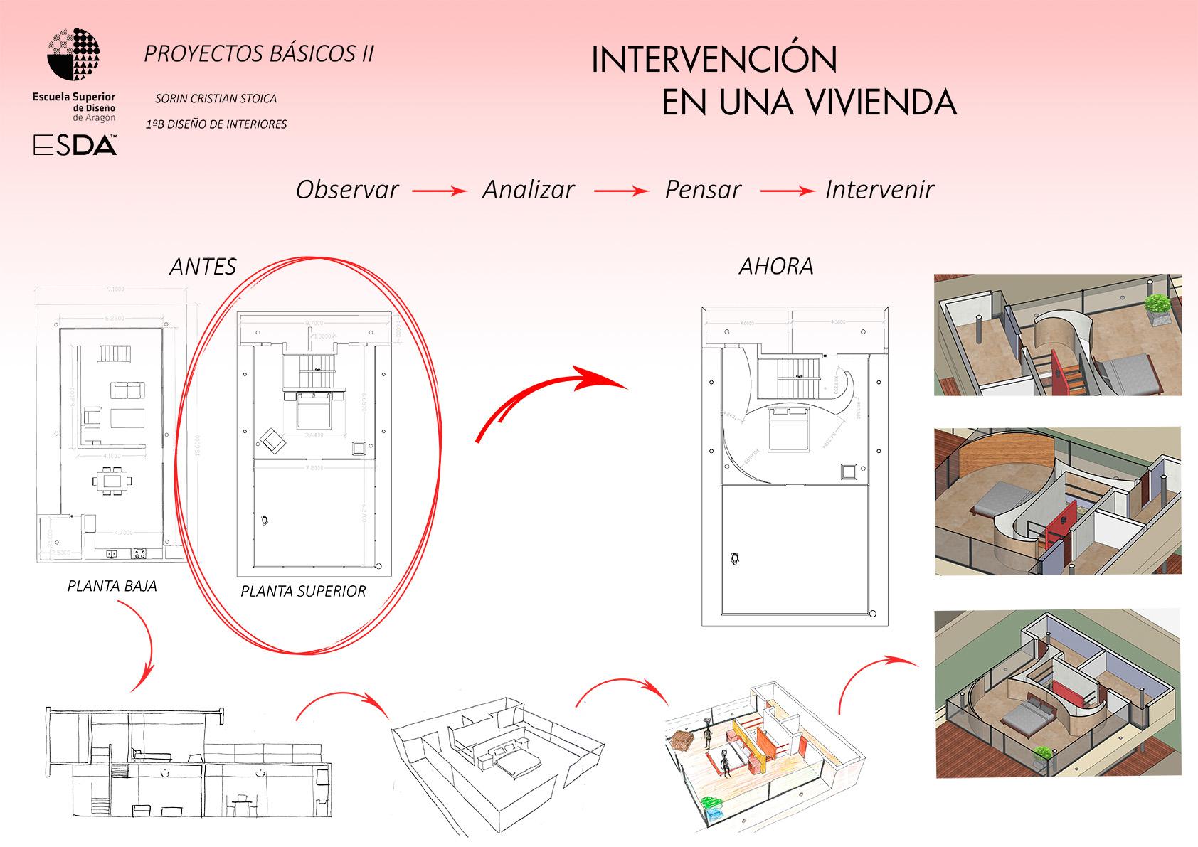 Escuela superior de dise o de arag n proyecto the for Escuela superior de diseno
